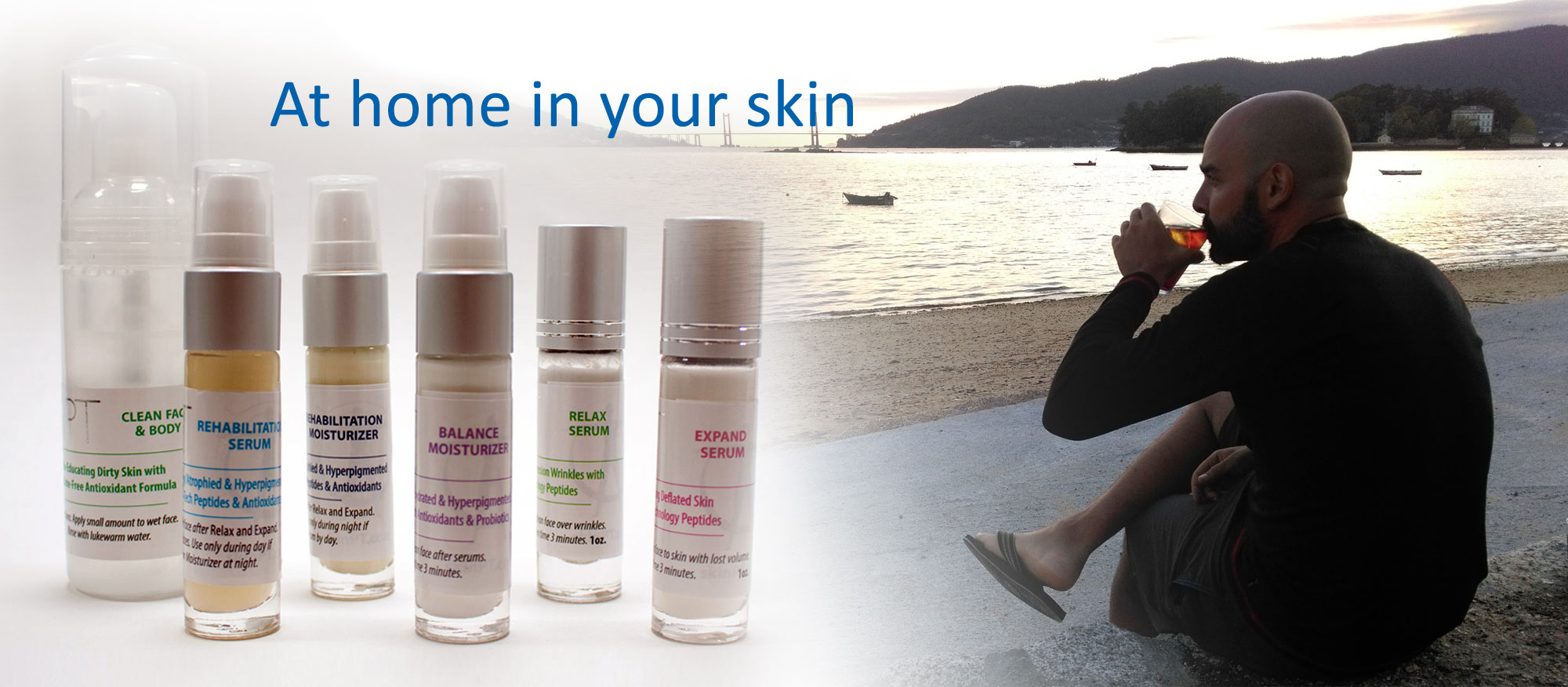 Skincare for your healthy lifestyle